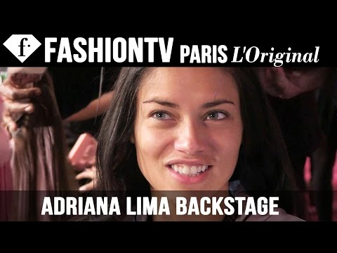 victoria's secret - WATCH THE SHOW: http://youtu.be/MsMoi5VtKJE Backstage at the Victoria's Secret Fashion Show 2013 2014, Adriana Lima, Doutzen Kroes, Erin Heatherton, Sui He, ...