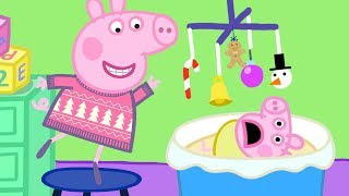 Download Video Peppa Pig English Episodes 🎄 Visiting Chole's Family  🎄 Peppa Pig Christmas | Peppa Pig Official MP3 3GP MP4