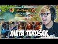 100% KALIAN PASTI KALAH KALO PAKE META INI ! - MOBILE LEGENDS INDONESIA #18