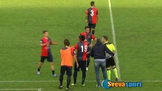 Preview video BISCEGLIE - GELBISON 1-0