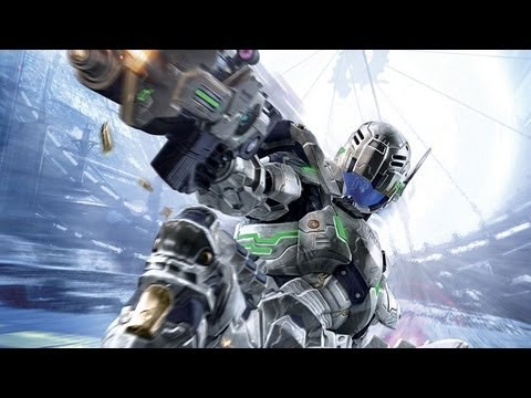 vanquish xbox 360 walkthrough part 1