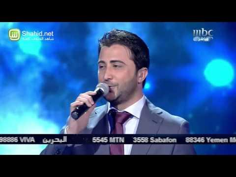 الأداء - عبد الكريم حمدان - على رمش عيونها