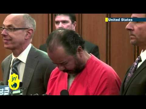 Cleveland kidnapper Ariel Castro pleads not guilty to charges of rape and murder