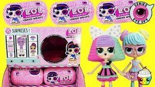 Video LOL Surprise Underwraps Big Sisters Spy Hunt Cupcake Kids Club MP3, 3GP, MP4, WEBM, AVI, FLV Agustus 2018