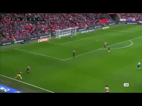 Athletic Bilbao vs Atletico Madrid 2-2 All Goals ~ HD {La Liga}