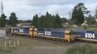 Moss Vale Australia  City pictures : 20 minutes at Moss Vale : Australian Trains