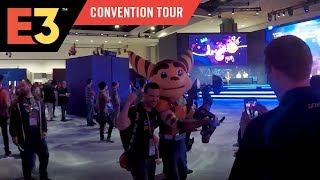 E3 2018 Convention Tour