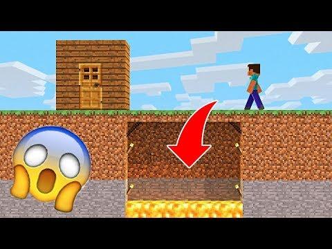 La TRAPPOLA NASCOSTA PIÙ FACILE da CREARE su MINECRAFT ITA! Minecraft troll