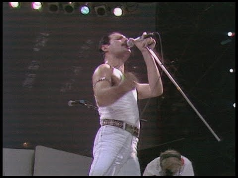 Queen - Live at LIVE AID 1985/07/13 [Best Version] (видео)