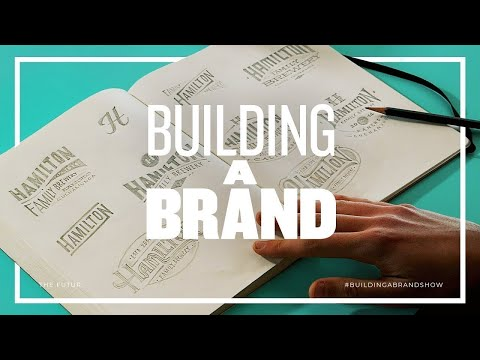 Logo Design Process with a Client – Building A Brand, Ep 6