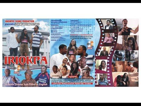 IRIOKPA PART ONE Latest Edo Movie