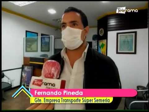 Terminal terrestre de Cuenca a la espera para reanudar actividades de transporte