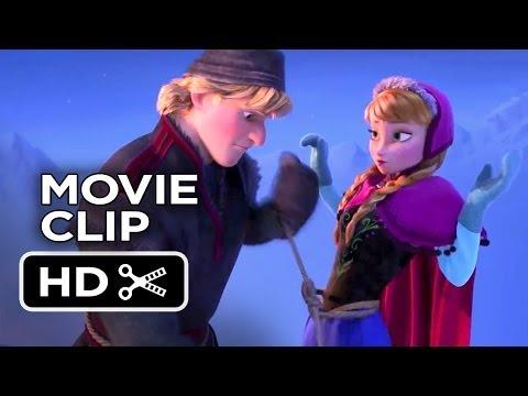 Frozen Movie CLIP - That Happened (2013) - Kristen Bell Disney Princess Movie HD