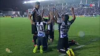 Gols - Vasco 2 x 2 Santos - 2º Jogo Oitavas Copa do Brasil 2016 (ida SAN 3 x 1 VAS) - 21/09/2016 Estádio: São Januário, Rio de Janeiro-RJ Narração: Jader ...