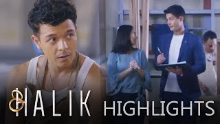 Halik: Lino stares at Jacky and Yohan in the office | EP 110