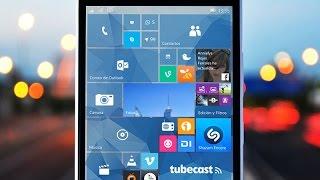 Neste vídeo falo rapidamente da versão (RTM) final do Windows 10 Mobile.Para quem vêm do Windows Phone 8.1 para o W10 Mobile vai sentir uma grande diferença!!Se inscrevam no canal! (;