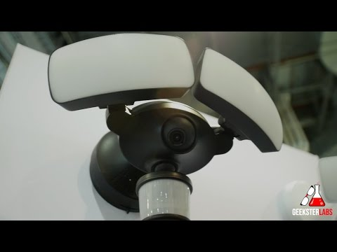 Video CES 2017: Maximus Smart Security Floodlight Camera download in MP3, 3GP, MP4, WEBM, AVI, FLV January 2017
