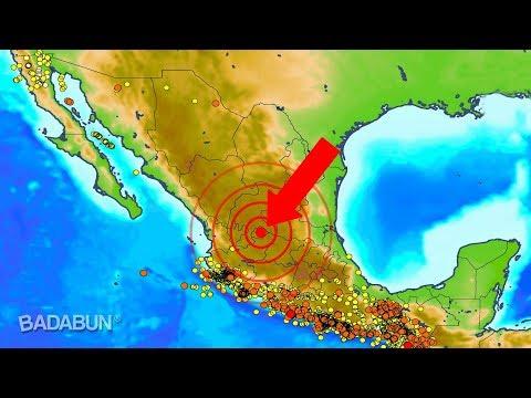 ¿Por qué tiembla tanto en México? Importante compartir