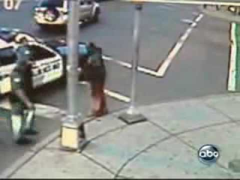 Police Beat Down caught on Camera – 06-06-09