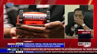 Video KNKT: Data Kotak Hitam Lion Air JT-610 Berhasil Diunduh MP3, 3GP, MP4, WEBM, AVI, FLV April 2019