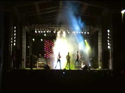 Dança Kuduro - Fuska Virado ao vivo em Ouro Verde - MG