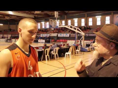 Interview: Antonio Jordano, U18 Cedevita Zagreb