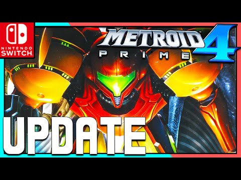 NEW Metroid Prime 4 Development Update! - STRONG Narrative + Emotional?!