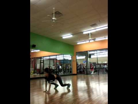 Work by Iggy hip-hop fitness routine