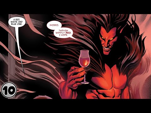 Top 10 Worst Things Mephisto Has Done - Part 2