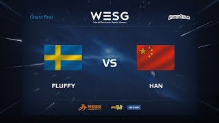 JiHan vs Fluffy, game 1