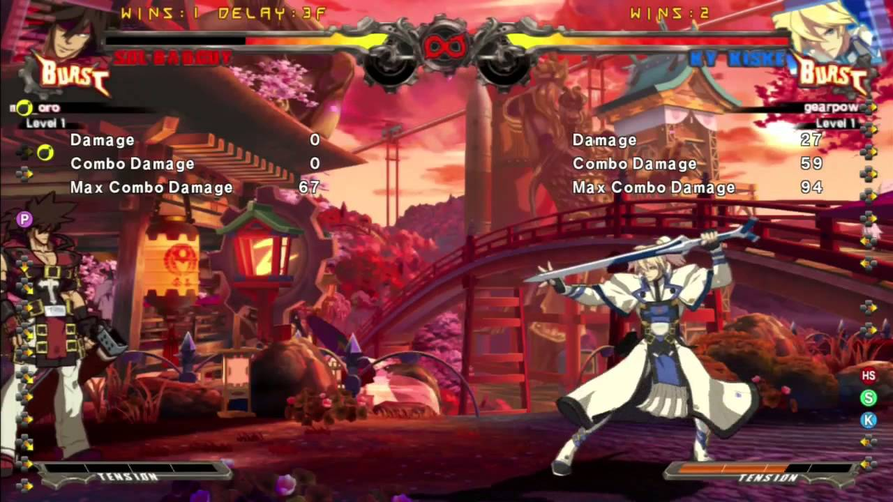 Guilty Gear Xrd: Das Tutorial 1/2