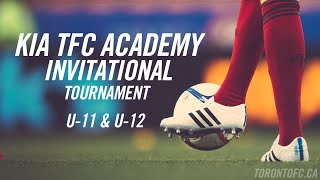 TFC U12 Fall Invitational Medal Games - October 4, 2015