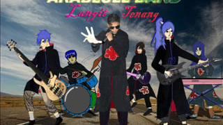 AKABLUEZ BAND - OST NARUTO ALIVE ROCK REMIX INSTRUMENTAL