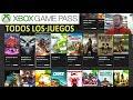 Xbox Game Pass Lista De Todos Los Juegos Disponibles y