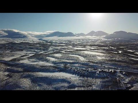 Ο πιο θερμός Φεβρουάριος στα ευρωπαϊκά χρονικά – Ανεβαίνει η θερμοκρασία στην Αρκτική…