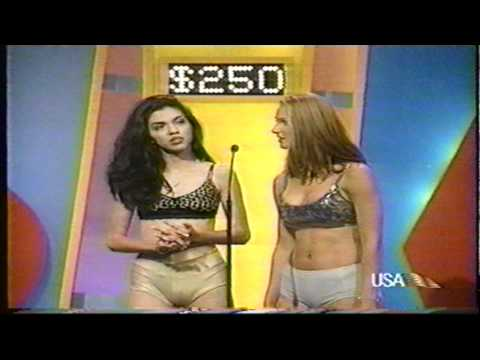Strip Poker Television Game Show (USA Network) 2/4