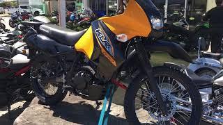9. 2018 Kawasaki KLR650