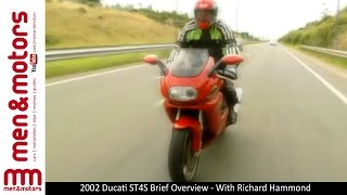 10. 2002 Ducati ST4S Brief Overview - With Richard Hammond