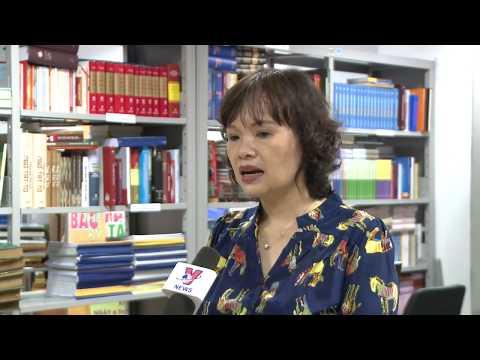 Phóng sự của Truyền hình Thông tấn về Bảo tàng Báo chí Việt Nam