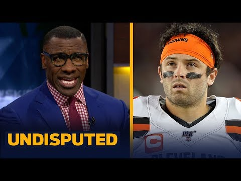 Baker Mayfield has target on his back until he shows game more respect — Shannon | NFL | UNDISPUTED