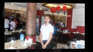Anihan, uma escola para especialistas em padaria