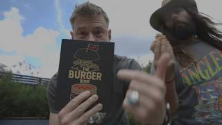 Smashed Burger by DJ BBQ