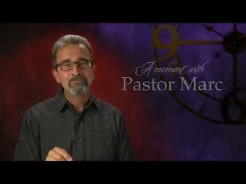 "A Moment with Pastor Marc #19<br /><strong>""El-Shaddai - God Almighty""</strong>"