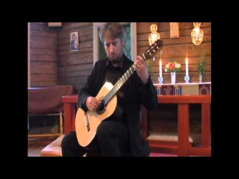 Jakob Henriqes - Domeniconi - Variations on an Anatolian Folk Song