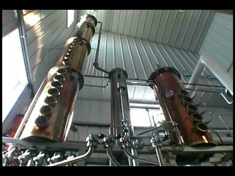 Smooth Abmbler: Distillery Tour
