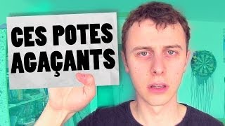 Video NORMAN - CES POTES AGAÇANTS MP3, 3GP, MP4, WEBM, AVI, FLV Juni 2017