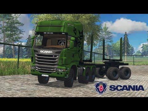 Scania R730 Euro Farm v1.5