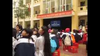THPT Thăng Long - Hà Nội . Chương Trình : Nét Đẹp Thăng Long 8 / 3 / 2014
