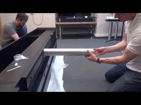 Aufbau eines Spectral Cocoon CO1000