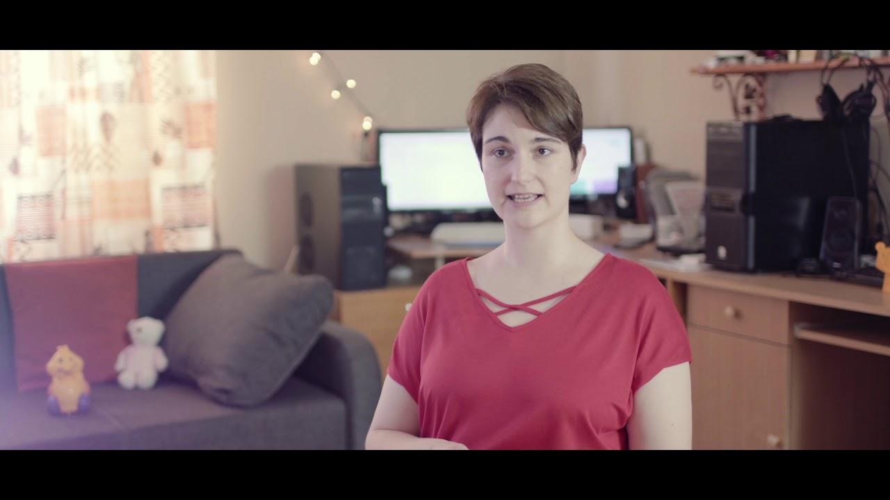 Android Udacity recipient Ildiko Fekete's story